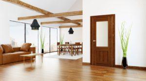 Cassano interior door